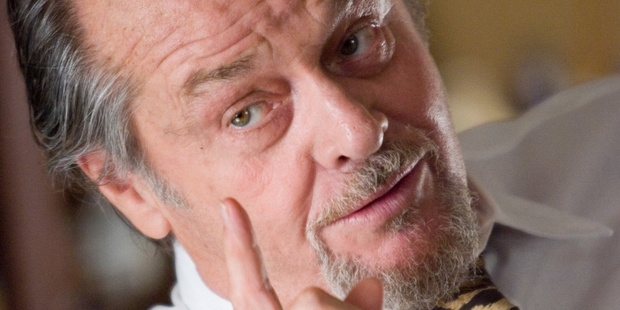Jack Nicholson in one of his last big roles in The Departed. Photo/Supplied