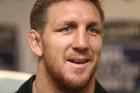 Former Warriors captain Ryan Hoffman. Photo NZ Herald