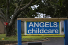 Angels Childcare centre in Takapuna, Auckland. Photo / Chris Loufte
