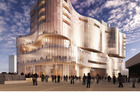 SkyCity's plans for a new A$300m building in Adelaide.