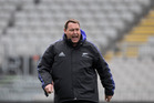 Relations between national coaches Steve Hansen and Michael Cheika (below) are far from rosy. Photo / Brett Phibb