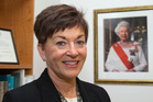 The Governor-General of New Zealand, Dame Patsy Reddy.