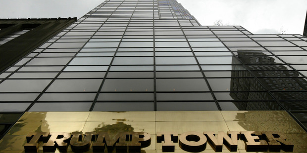 Loading Although Donald Trump now officially lives in the White House, the Trump Tower residence still houses his family, including first lady Melania Trump and their son, Barron.