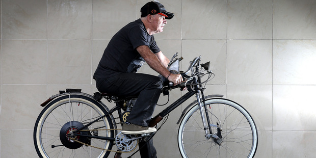 Ditch four wheels for two tomorrow for national Go By Bike Day. Photo/file