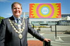 Napier Mayor Bill Dalton is looking forward to another bumper Art Deco Festival.