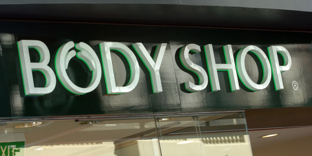 Leonid Bershidsky believes The Body Shop has got ethical consumption wrong. Photo/ NZPA / Ross Setford.