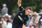 Tim Southee in action. Photo / Getty Images