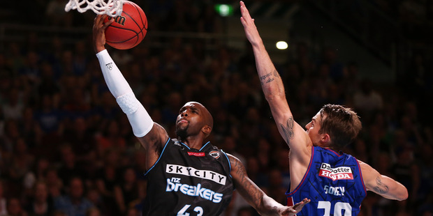 Kevin Dillard has been under pressure throughout his stint with the Breakers. Photo / Getty