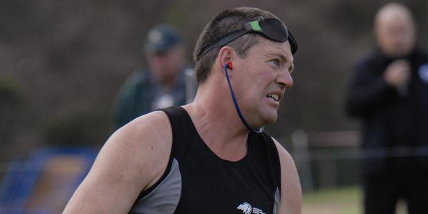 Whanganui fencer John Steedman has no fears around hard work.