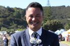 Te reo teacher Godfrey Rudolph is standing for the Greens in the Te Tai Tokerau electorate.