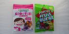 The Natural Confectionery Co. Smoothie Chews and Pascall Fruit Burst. Photo / Supplied