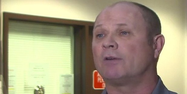 Sheriff Jim Beicker warned not to tell anyone else about the grisly discovery, Ratzlaff claimed. Photo / KKTV11