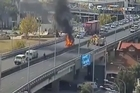 Source: NZTA Auckland and Northland SH1 & SH16 links are closed southbound at Fanshawe St due to a car fire. Emergency services are on scene.