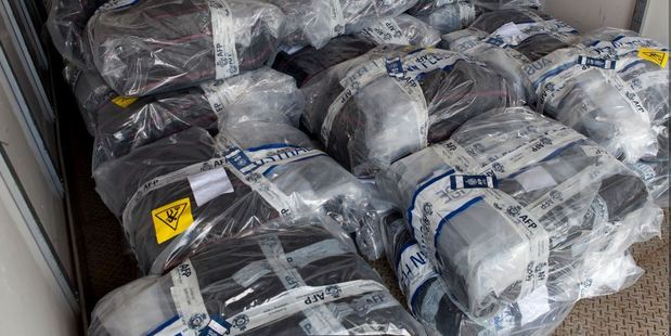 Loading A joint operation led by the AFP has resulted in the charging of six people and the interception of a significant amount of cocaine off the NSW coast last week.