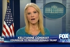Kellyanne Conway spoke to Fox News from the White House.