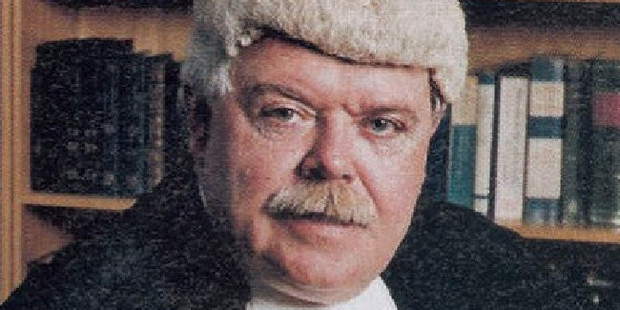 Judge Garry Neilson had to rule on the case of the police officer 'hurt on duty'. Photo / News Corp Australia