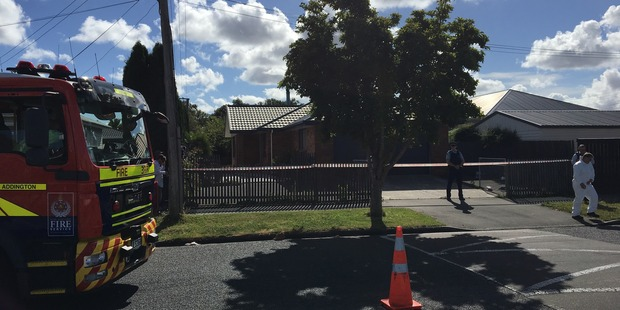Police are investigating a fatal shed fire in Christchurch.