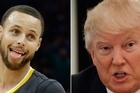 The Golden State Warriors sharpshooter has hit out at US President Donald Trump after the CEO of a company he has a sponsorship deal with - sports apparel and accessories manufacturer Under Armour - praised the newly inducted head of state. Source: CNN