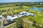See the Karaka estate owned by Watson's Cullen Investments, now being marketed by Sotherby's International Realty.