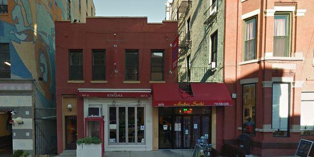 Mark Simmons opened Kiwiana in Brooklyn in 2011.