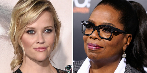 Loading Hollywood star Reese Witherspoon and talk show queen Oprah Winfrey are headed to New Zealand. Photos / AP