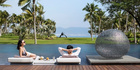 The Park Hyatt Sanya Sunny Bay Resort in Hainan, China. Photo / NZME