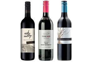 Three classy wines for your weekend