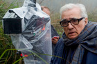 Director, Martin Scorsese on the set of the film SILENCE by Paramount Pictures, SharpSword Films, and AI Films