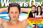 Max Key's spread in the latest edition of Woman's Day includes six shirtless photos. Photo/Woman's Day NZ