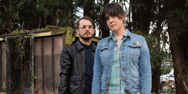 I Don't Feel At Home In This World Anymore, a new Netflix film starring Melanie Lynskey and Elijah Wood.