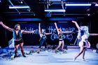 Revolt.  She Said.  Revolt Again. is 60 minutes of high energy theatre.  Photo:  Andi Crown Photography.