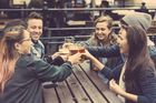 Women are drinking more beer than in previous generations. Photo/123RF