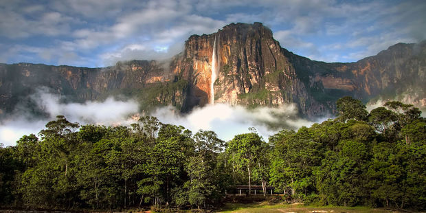 Angel Falls in Venezuela is considered the world's tallest waterfall. Photo / 123RF