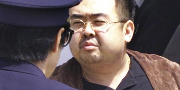 Loading Kim Jong-nam, the exiled half-brother of North Korean leader Kim Jong-un. Photo / AP