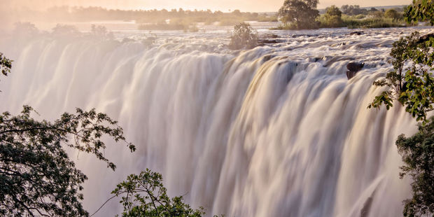 Victoria Falls is Africa's A-list waterfall. Photo / 123RF