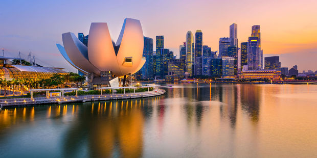 Singapore is one of New Zealand's closest trading partners. Photo / 123rf