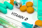 Vitamin D supplements reduced the risk of colds, flu and other respiratory infections, a study found. Photo / 123rf.