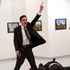 Associated Press photographer Burhan Ozbilici won the 2017 World Press Photo competition for this image of the assassination of Russian ambassador Andrei Karlov.