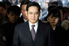 South Korea has been rocked by the arrest of Lee Jae-Yong. Photo / AP