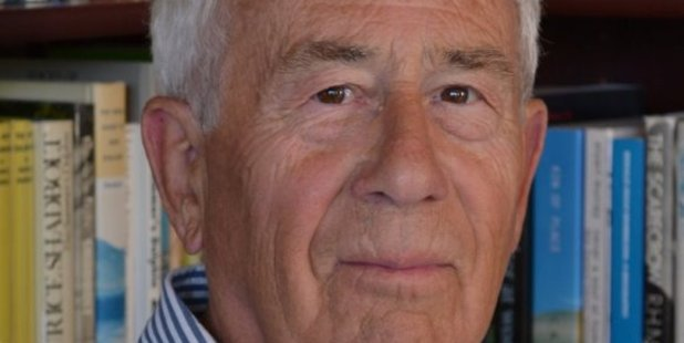 Wellington journalist David Barber