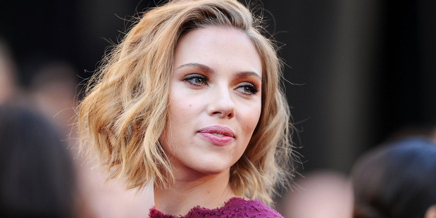 Scarlett Johansson Thinks Monogamy Is Overrated