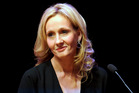 Author J.K. Rowling is going head to head with Piers Morgan on Twitter. Photo / Getty
