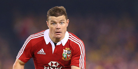Former British and Irish Lions captain Brian O'Driscoll believes the length of British and Irish Lions tours needs to remain the same amid calls for shorter tours in future. Photo / Getty Images.