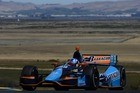 JR Hildebrand during the Grand Prix of Sonoma. Photo / Getty Image