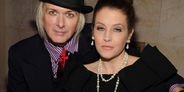 Presley and Lockwood (above in 2015) married in Japan in 2006 but separated last June. Photo / Getty Images