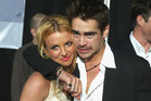 Singer Britney Spears and actor Colin Farrell in 2003. Photo / Getty