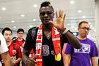 Ghana striker Asamoah Gyan has been censured for his hairdo. Photo / Getty