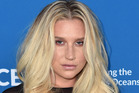 Singer Kesha. Photo / Getty