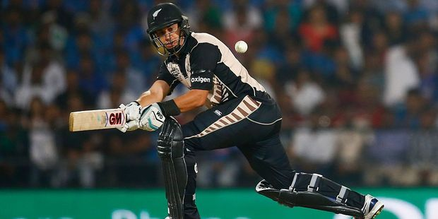 Ross Taylor. Photo / Getty