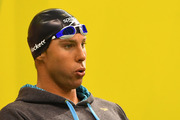 Grant Hackett's latest public meltdown this week has once again shone the spotlight on the difficulty many ex-swimmers face. Photo / Getty Images